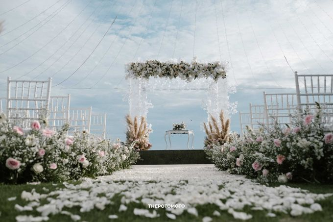 The Wedding of Dama & Kevin by Bali Eve Wedding & Event Planner - 011