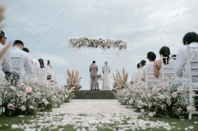 The Wedding of Dama & Kevin by Bali Eve Wedding & Event Planner - 014