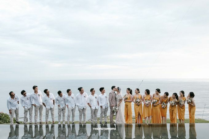 The Wedding of Dama & Kevin by Bali Eve Wedding & Event Planner - 015