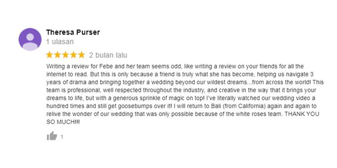 Client Review by White Roses Planner - 002