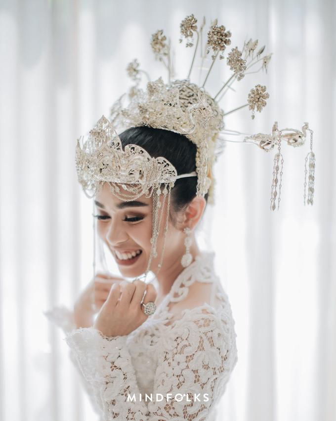 New Normal Betawi Wedding ala Zhavira Sergi by theSerenade Organizer - 001