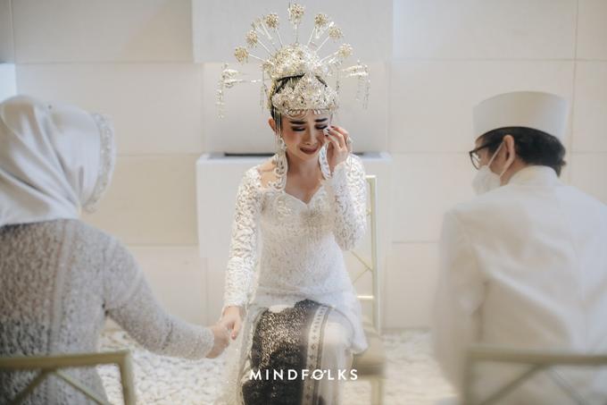 New Normal Betawi Wedding ala Zhavira Sergi by theSerenade Organizer - 005