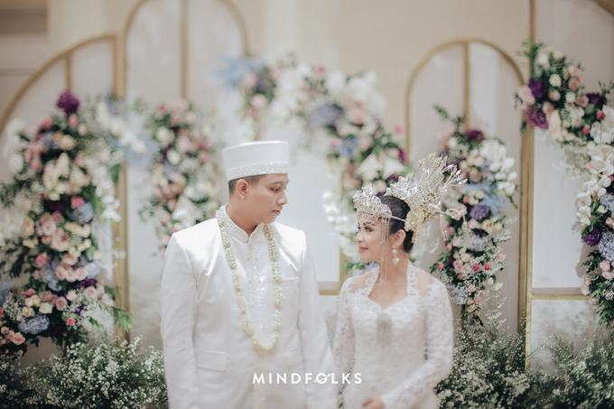 New Normal Betawi Wedding ala Zhavira Sergi by theSerenade Organizer - 009