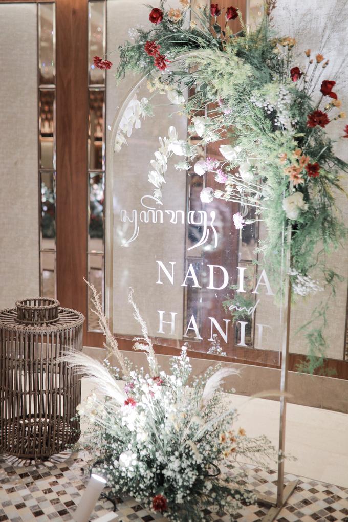 Intimate Wedding Nadia Hanif by AYANA Midplaza JAKARTA - 001