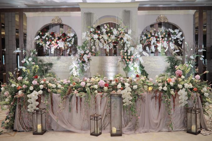 Intimate Wedding Nadia Hanif by AYANA Midplaza JAKARTA - 004