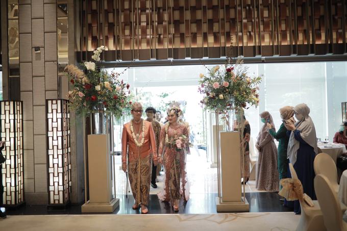 Intimate Wedding Nadia Hanif by AYANA Midplaza JAKARTA - 005