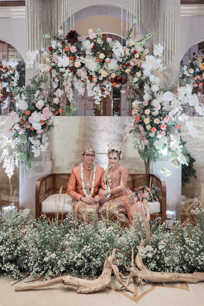 Intimate Wedding Nadia Hanif by AYANA Midplaza JAKARTA - 006