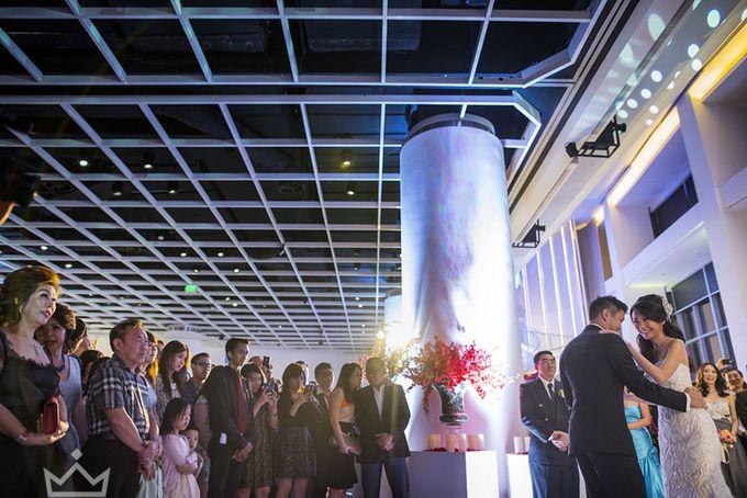 Wedding Mr. William & Ms. Grace at Ciputra Artpreneur by Ciputra Artpreneur - 007