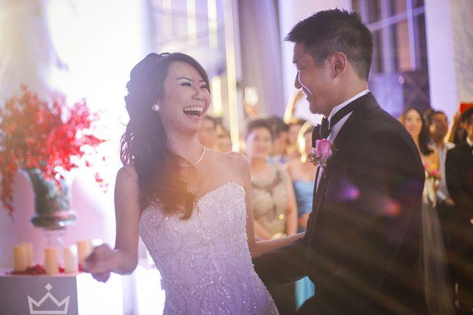 Wedding Mr. William & Ms. Grace at Ciputra Artpreneur by Ciputra Artpreneur - 008