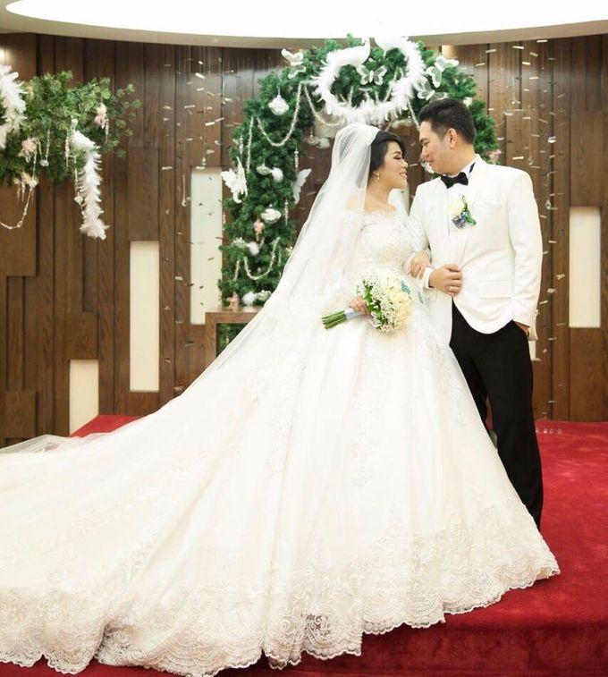 Wedding Oki & Elvi by Fenny Yang Wedding Planner - 013