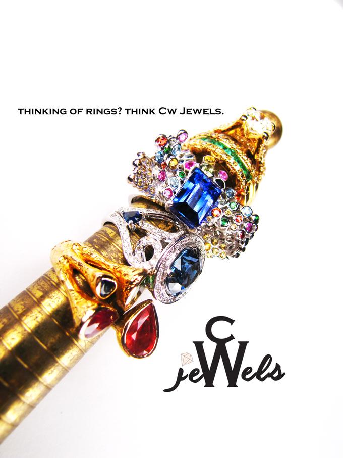 Bespoke CW Jewels by CW Jewels - 015