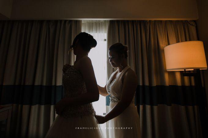 Sharon & Steven - Wedding Photography by Framelicious Studio - 008