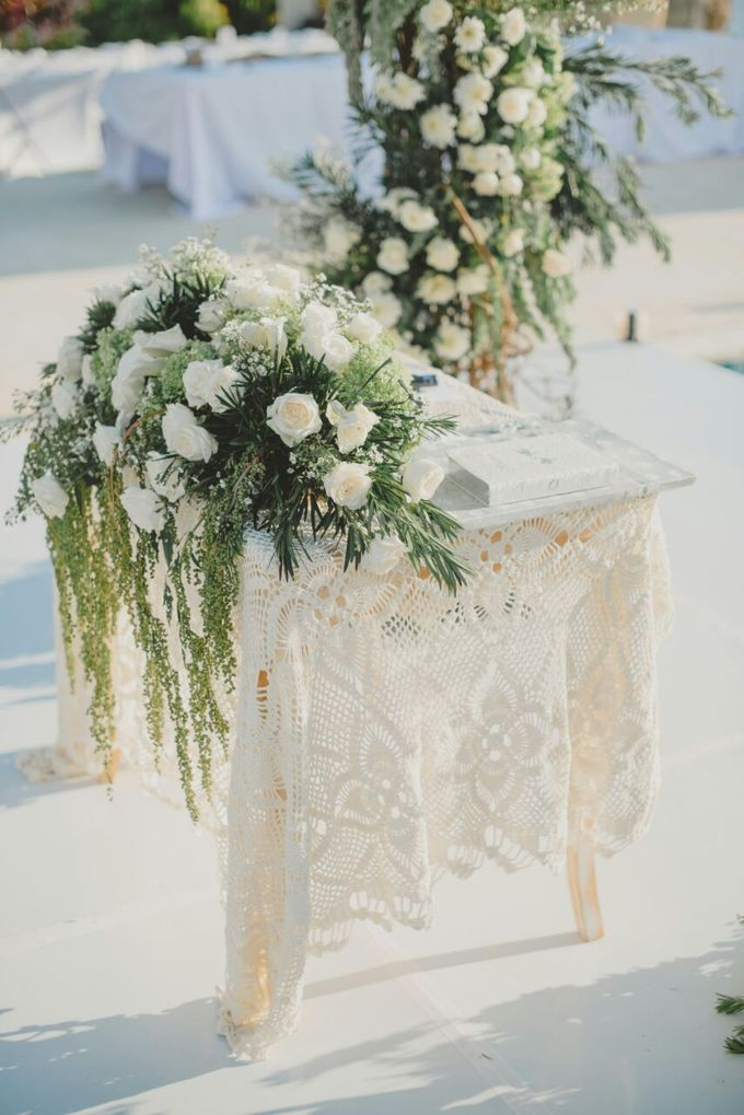 Rustic Elegant by d'Oasis Florist & Decoration - 002