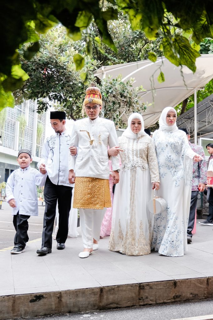 WEDDING AZMI & FRISCA by Visual Perspective Indonesia - 008
