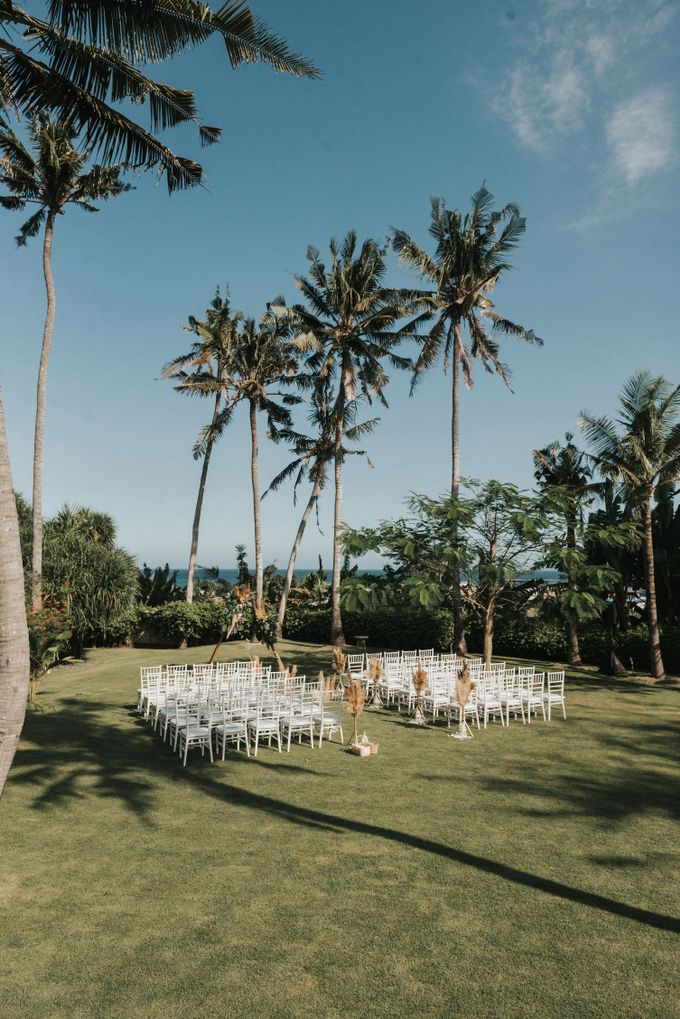 Chill Boho-chic Wedding at Villa Samadhana, Bali by Silverdust Decoration - 012