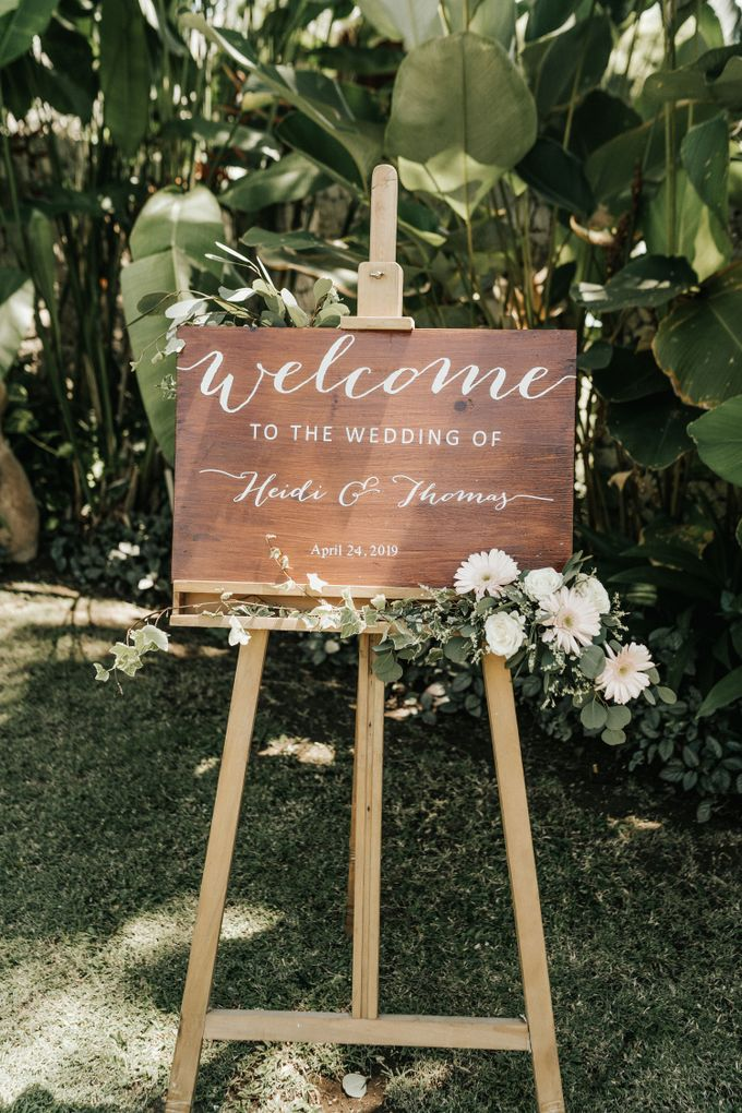 Chill Boho-chic Wedding at Villa Samadhana, Bali by Silverdust Decoration - 001