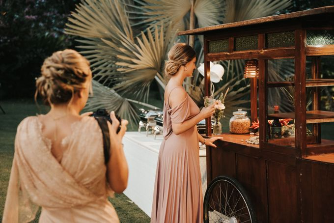 Chill Boho-chic Wedding at Villa Samadhana, Bali by Silverdust Decoration - 026