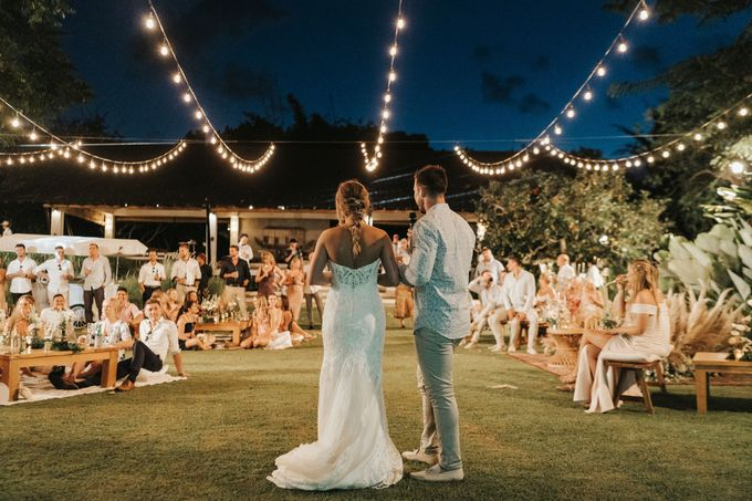 Chill Boho-chic Wedding at Villa Samadhana, Bali by Silverdust Decoration - 029