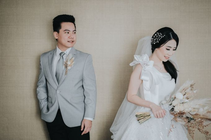 The Wedding of Thomas and Avelia by W The Organizer - 001
