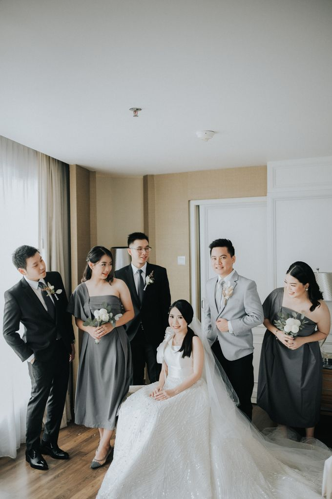 The Wedding of Thomas and Avelia by W The Organizer - 004