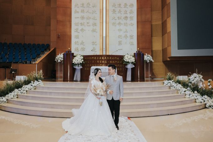 The Wedding of Thomas and Avelia by W The Organizer - 030