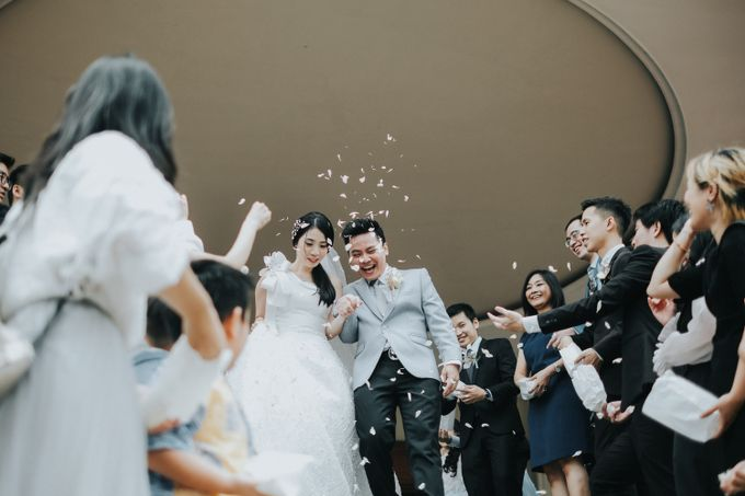 The Wedding of Thomas and Avelia by W The Organizer - 040
