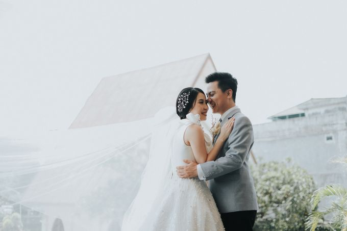 The Wedding of Thomas and Avelia by W The Organizer - 019