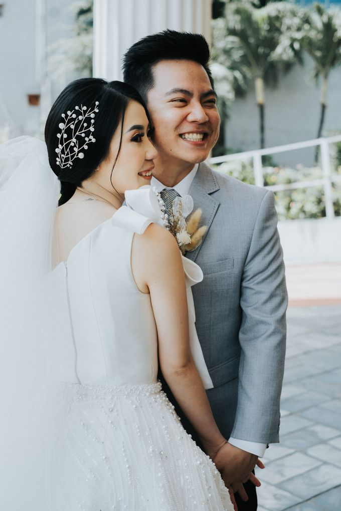 The Wedding of Thomas and Avelia by W The Organizer - 007