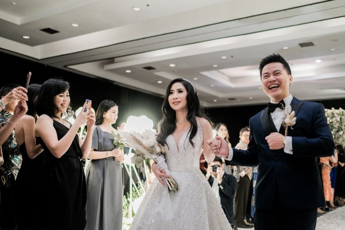 The Wedding of Thomas and Avelia by W The Organizer - 020