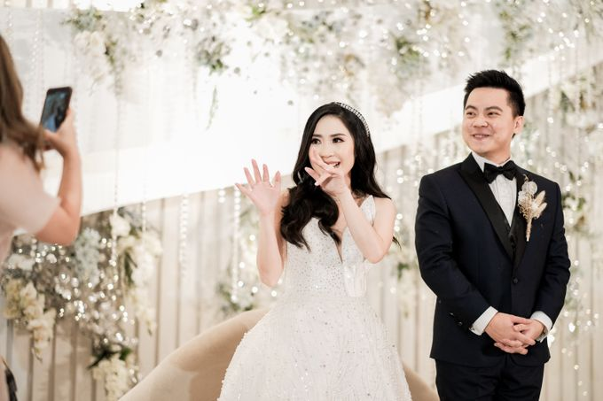 The Wedding of Thomas and Avelia by W The Organizer - 022