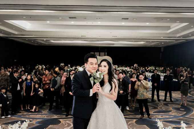 The Wedding of Thomas and Avelia by W The Organizer - 033