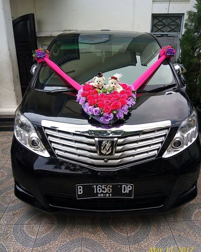 Wedding Car BK Rent Car by BKRENTCAR - 003