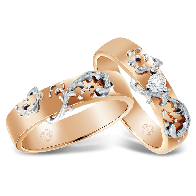 Wedding Ring Collaboration by Miss Mondial - 019