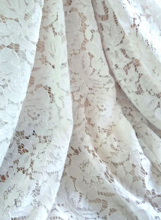 Elegant Trumpet Mermaid silhouette Azura wedding dress by DevotionDresses - 003