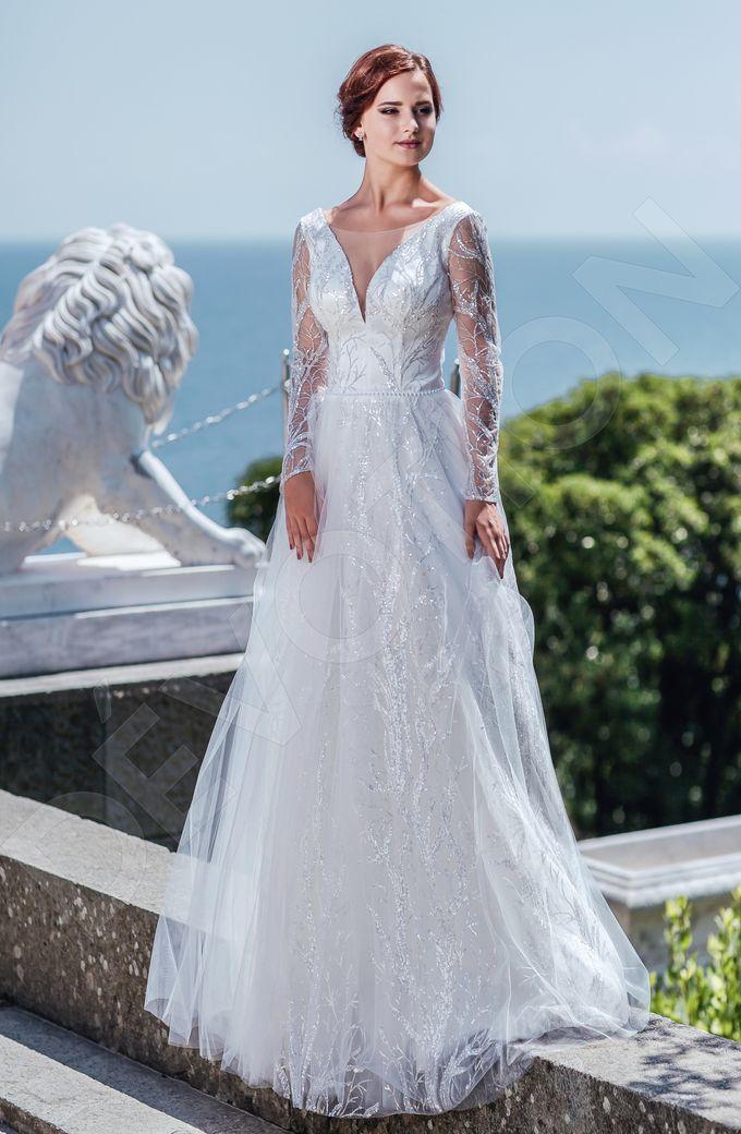 Luxury Princess Ball Gown silhouette Tama wedding dress by DevotionDresses - 002