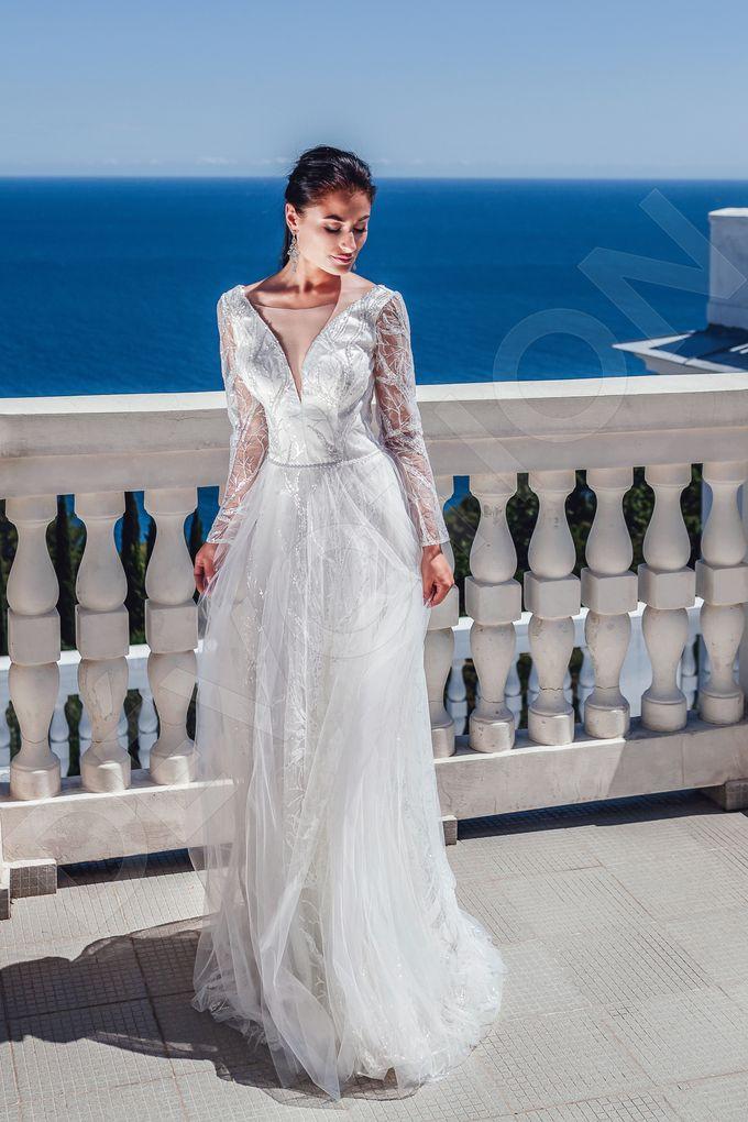 Luxury Princess Ball Gown silhouette Tama wedding dress by DevotionDresses - 003