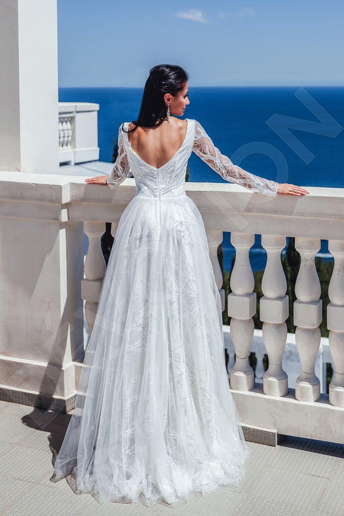 Luxury Princess Ball Gown silhouette Tama wedding dress by DevotionDresses - 004