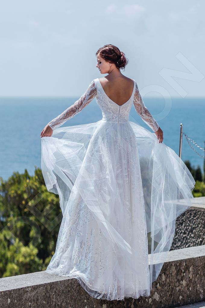 Luxury Princess Ball Gown silhouette Tama wedding dress by DevotionDresses - 005