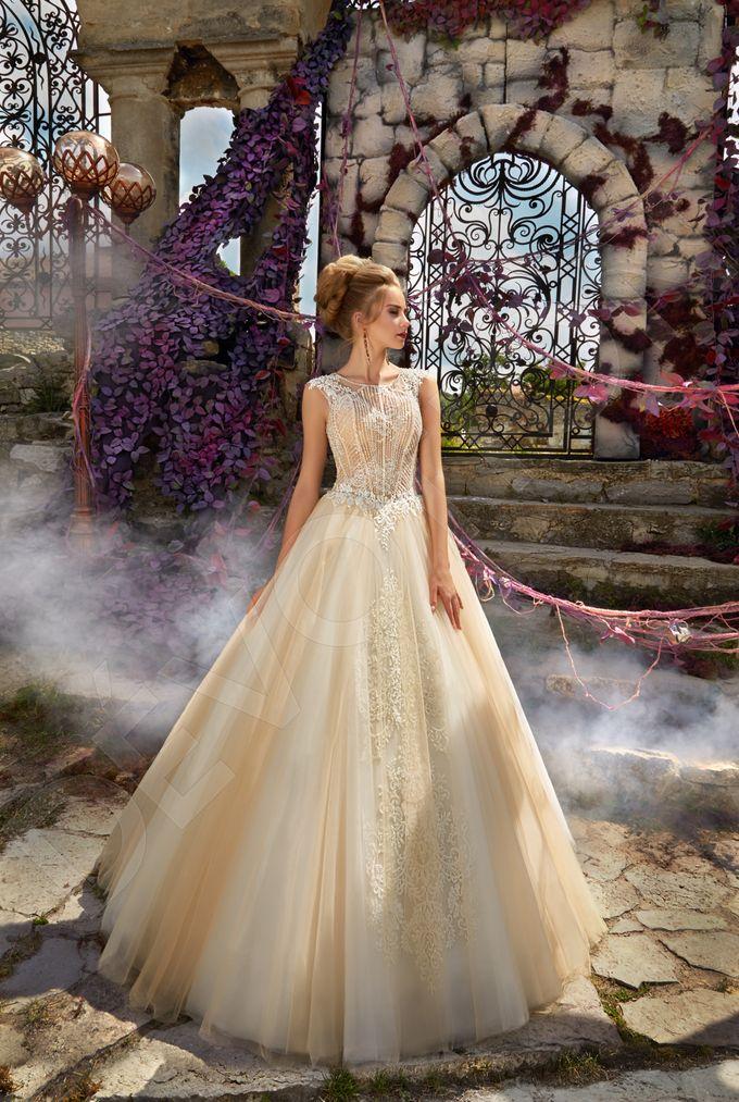 Luxury Princess Ball Gown silhouette Arna wedding dress by DevotionDresses - 001