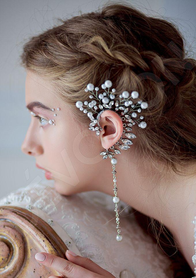 Luxury Trumpet Mermaid silhouette Verania wedding dress by DevotionDresses - 008
