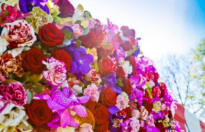 Celebration Under the Big Top by Atelier Emmanuel - 006