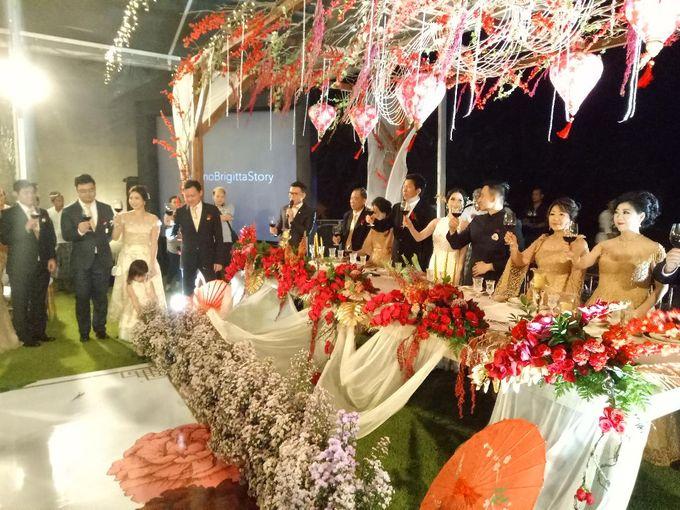 Wedding of Harsono & Brigitta by William Sam - 005