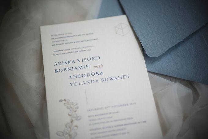 Four Seasons - Aris & Yola by Maestro Wedding Organizer - 009