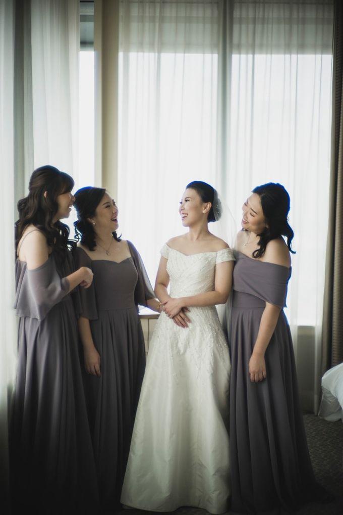 Four Seasons - Aris & Yola by Maestro Wedding Organizer - 015