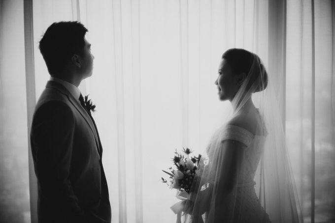 Four Seasons - Aris & Yola by Maestro Wedding Organizer - 024