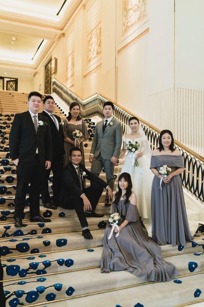 Four Seasons - Aris & Yola by Maestro Wedding Organizer - 027