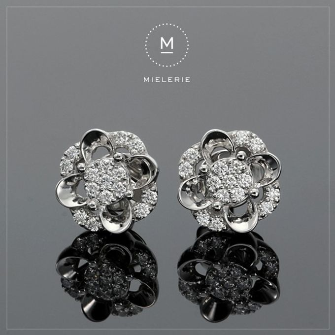 Earrings by MIELERIE - 007