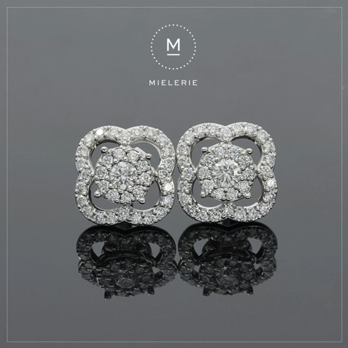 Earrings by MIELERIE - 008