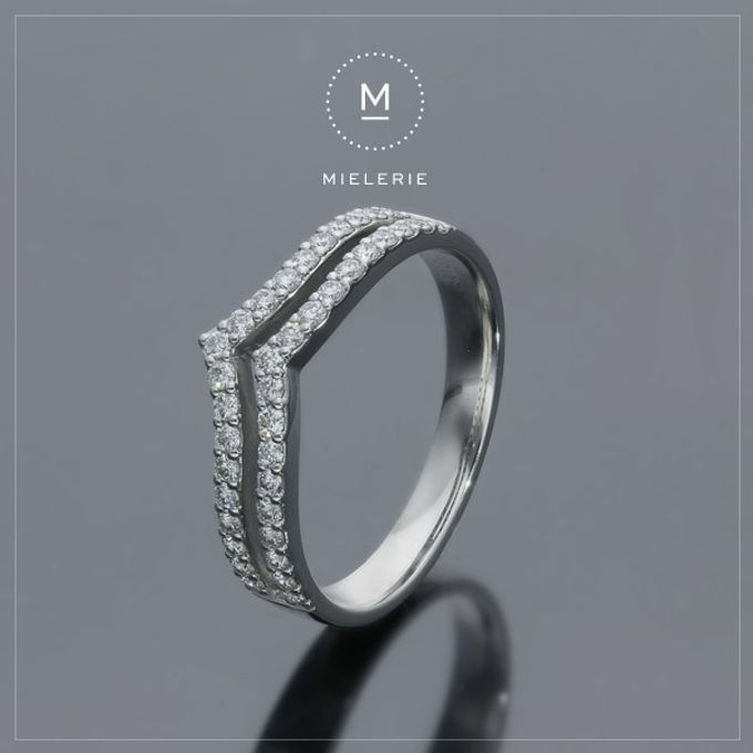 Fashion Ring by MIELERIE - 008
