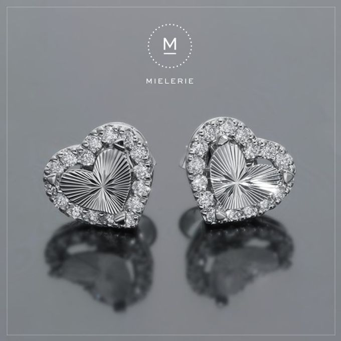 Earrings by MIELERIE - 009